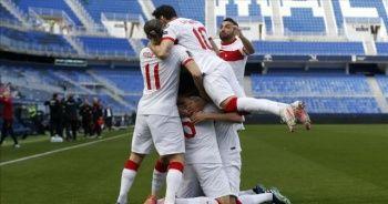 A Milli Futbol Takımı Norveç engelini de geçti