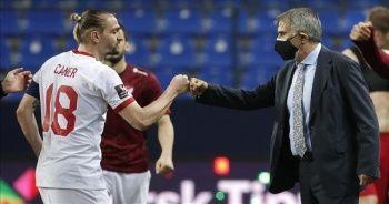A Milli Futbol Takımı Teknik Direktörü Şenol Güneş: Gurur duyuyorum