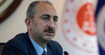 Adalet Bakanı Gül'den kadına şiddetle mücadele açıklaması