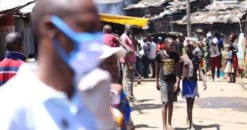 Afrika'da Kovid-19 vaka sayısı 4 milyon 230 bine yaklaştı