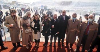 Ağrı Kar ve Buz Festivali coşkuyla kutlandı