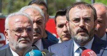 AK Parti TBMM grup yönetimi belli oldu