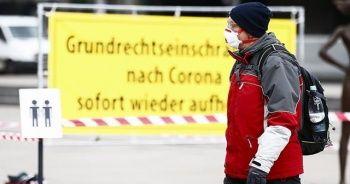 Almanya'da son 24 saatte korona virüsten 239 ölüm