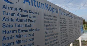 Altunköprü Türkmen katliamının şehitleri anıldı