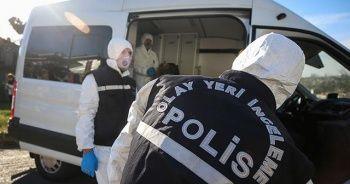 Ankara'da bir kişi servis aracında ölü bulundu