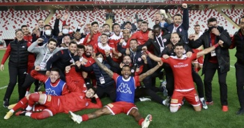 Antalyaspor'da 21 yıl aradan sonra kupa finali sevinci