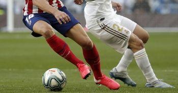 Atletico Madrid şampiyonluk yarışında farkı açtı
