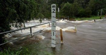 Avustralya'yı sel vurdu: 11 yerleşim birimi için tahliye kararı