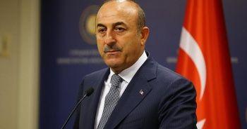 Bakan Çavuşoğlu: Mısır'la diplomatik temaslarımız başladı