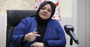 Bakan Selçuk, kadına yönelik şiddetle mücadeleye kararlılıkla devam edeceklerini bildirdi