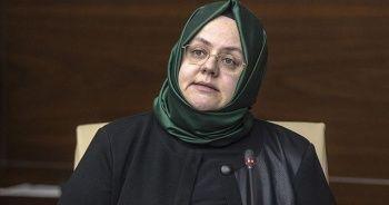Bakan Selçuk: Şehit aileleri ve gazilerin yanında olmaya devam ediyoruz