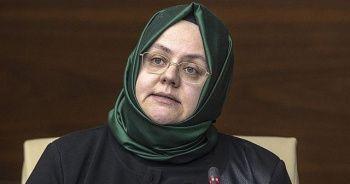 Bakan Selçuk'tan kadına şiddetle sıfır tolerans ilkesiyle mücadele vurgusu