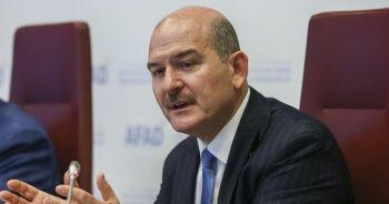 Bakan Soylu: İl Afet Risk Azaltma Planları' yapılmaya başlandı