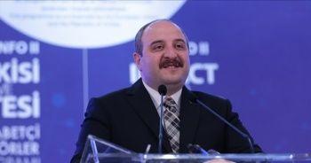 Bakan Varank: Üretim çarkları tüm hızıyla dönmeye devam ediyor