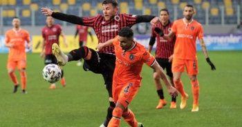 Başakşehir'de 10 maçlık galibiyet hasreti sona erdi