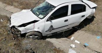 Başkent'te feci kaza: 4 yaralı