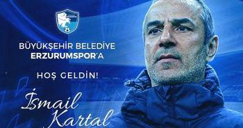 BB Erzurumspor İsmail Kartal ile prensipte anlaştı