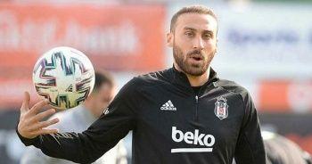 Beşiktaş'ta Cenk Tosun koşulara başladı