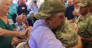 Bitlis'te şehit düşen Korgeneral Osman Erbaş, FETÖ'cü hain için 'vur emri' çıkarmıştı