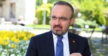 Bülent Turan, Ayasofya İmamı Boynukalın ile ilgili tweetine açıklık getirdi