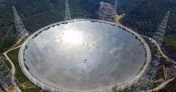 Çin, dev radyo teleskobunu uluslararası gök bilimcilerin kullanımına açtı