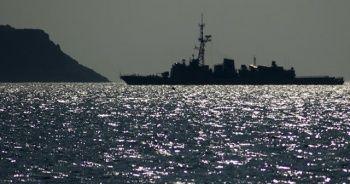Çin'e ait 4 sahil güvenlik gemisi Japonya kara sularına girdi