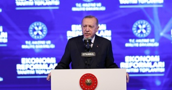 Cumhurbaşkanı Erdoğan'dan 850 bin esnafa vergi müjdesi