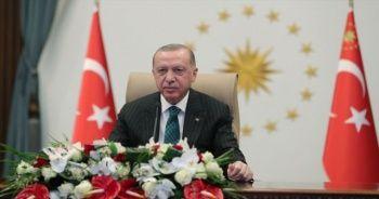 Cumhurbaşkanı Erdoğan, İtalya Başbakanı Draghi ile telefonda görüştü