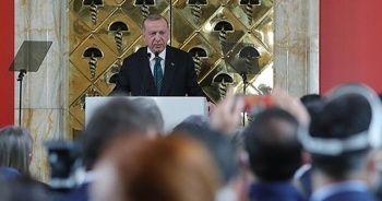 Erdoğan: Modern Sevrleri yırtıp atıyoruz