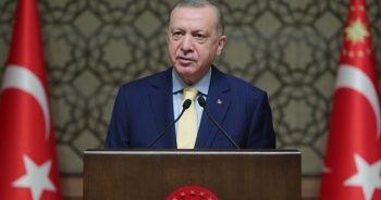 Cumhurbaşkanı Erdoğan: Türkiye otomotiv üretim merkezi olacak