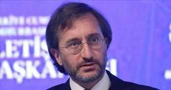 Cumhurbaşkanlığı İletişim Başkanı Altun: Dijital faşizm, en büyük tehdit