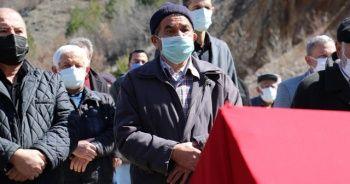 Cumhuriyet Savcısı Salkım'ın cenazesi toprağa verildi