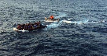 Sığınmacıları taşıyan bot battı: 3 ölü