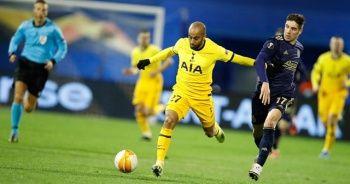 Dinamo Zagreb, Tottenham'ı UEFA Avrupa Ligi'nden eledi