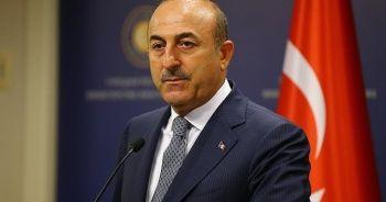 Dışişleri Bakanı Çavuşoğlu: Yunan bakan Türkiye'ye gelecek