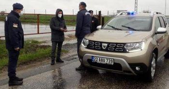 Edirne'de ev ziyaretlerini önleme çalışmaları yapılıyor