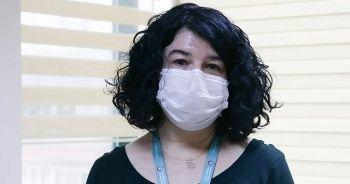 Eşini koronavirüsten kaybeden hemşireden 'rehavete kapılmayın' uyarısı