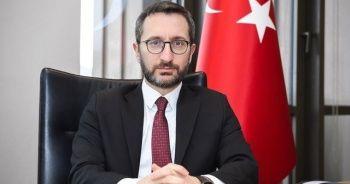 Fahrettin Altun'dan Türkiye'nin kadına karşı şiddetle mücadelesine ilişkin açıklama