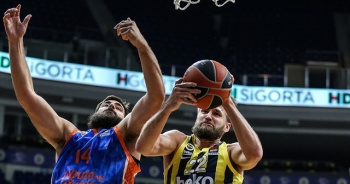 Fenerbahçe Beko, Valencia Basket'e konuk olacak