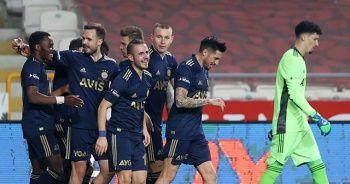 Fenerbahçe deplasmanda kritik 3 puan aldı