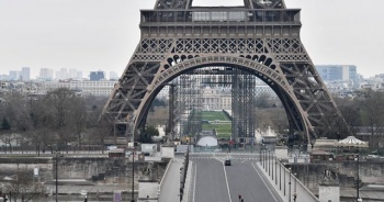 Fransa'da 4 hafta boyunca sınırlı karantina