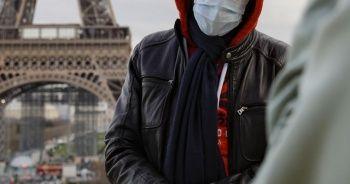 Fransa'da son 24 saatte 26 bin 343 yeni vaka