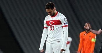Hakan Çalhanoğlu 12. golünü kaydetti