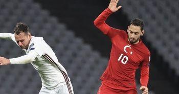Hakan Çalhanoğlu: Hedefimize ulaşmak için çalışacağız
