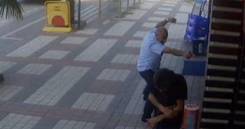 Hamile eşinin gözü önünde kocasını öldüren kişiye müebbet