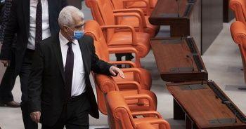 HDP milletvekilleri ve Gergerlioğlu TBMM Genel Kurul salonundan ayrıldı