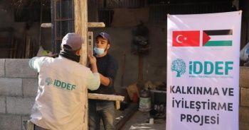İDDEF, İdlib, Yemen, Gazze ve Arsal'a yardımları ulaştırdı