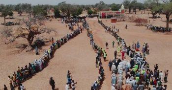 İDDEF'ten Burkina Faso'ya eğitim ve kalkınma desteği