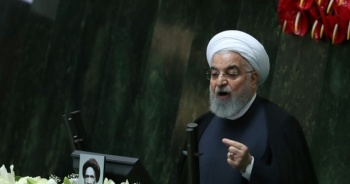 İran Cumhurbaşkanı Ruhani'den Irak açıklaması