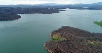 İstanbul'da barajların doluluk oranı yüzde 63'e ulaştı